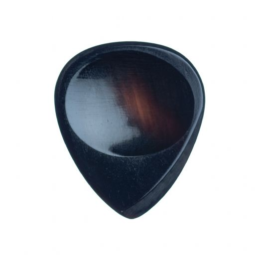 Groove Tones Black Horn 1 Guitar Pick